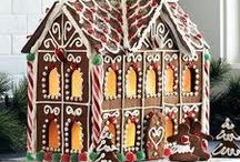 Gingerbread Houses / by Emily Dub