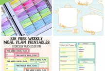 Menu & Meal Planning / by Jolene @ Yummy Inspirations