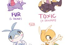 Pokemon Variants