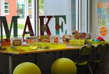 Learning Commons Maker Space
