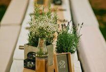 Dekoration - Wedding