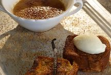 Délices de La Bergerie de Capelongue / Desserts et douceurs de La Bergerie de Capelongue - Bonnieux
