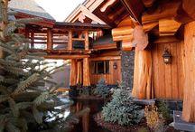 Lodges bellos