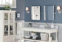 Banheiros e cozinhas