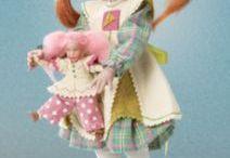 """10 - 11"""" Dolls Kish Bitty Bethany, Tonner Pasty"""