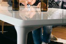 Catálogo Elephas / En tus espacios disfruta de mesas cómodas.