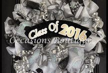Class of 2016 / Graduation party decorations