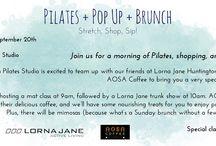 Viva Pilates x Lorna Jane Sunday Brunch