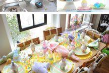 Mesas / Mesas lindas para um almoço, jantar, festa ou uma ocasião especial! Tem coisa mais linda do que ter uma mesa bem arrumada e elaborada?!