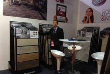 Gayafores around the world / Looking for new trends all over the world and presenting the latest ceramic tendencies at the most importants fairs and exhibitions.