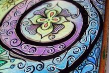 Doodling & Zentagle
