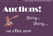 eBay Auctions! / See what we have on SALE this week on auction!  http://stores.ebay.com/The-Crabby-Nook-Gift-Shop/_i.html?rt=nc&LH_Auction=1 / by The Crabby Nook