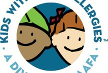Kids With Food Allergies Freeling Friday! / August 9th is Kids with Food Allergies Freeling Friday on Peanut Free Planet. With every order 5% is donated to KWFA and customers will receive a gift bag of allergy friendly products! http://community.kidswithfoodallergies.org/pages/community / by Peanut Free Planet