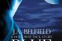 #BlueMoon / by J.A. Belfield