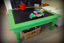 Playroom Ideas (if we had one) / by Monkey See, Monkey Do!