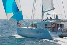Bond, James Bond / Bond, James Bond is the name of our new 2012 Lagoon 450 sailing catamaran available for bareboat charter. Accommodates up to 12 guests.