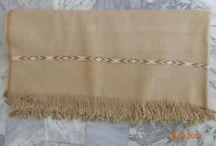 Camel Wool Blanket / Camel Wool Blanket