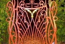 Art Nouveau Gates