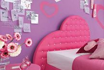 Bella's future room ideas / by Laurie Treuvey