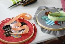 things in hoops & frames / by Bron