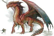 Dragons / by Alison Torrone