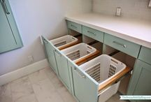 Laundry Room Reno