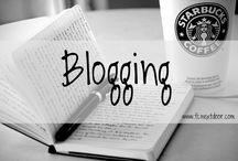 BLOGGING /  Everything Blogging || How-To's, etc.