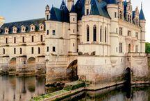 Castles-Churches-squares-bridges