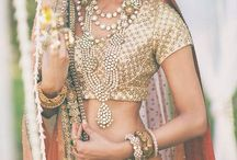 Fancy fancy Indian bridal clothing