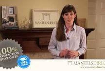 Mantels Direct Videos