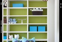 Home - Kids Room / by Maya Rothmann