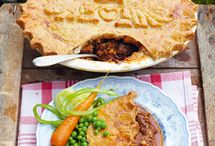 Bakery - Pub Food / Casual menu items