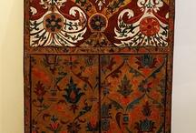 русский орнамент 18 века