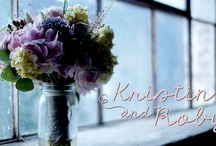Kristin & Roby / by Copper Penny Films