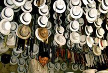 Equador / fashion, hats, travel, weavers, equador, surfing, food, culture, dance
