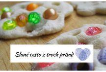 Farebné prsty / Tvorenie s deťmi