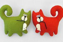 gatti cucito creativo