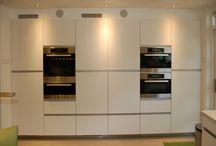 Kijkje in de keuken van..... / Keuken foto's bij Koolschijn klanten thuis met link naar de ervaring van de klant