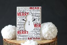 Cards - Christmas / by Nancy Nally