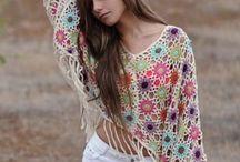 Crochet-my style♥ / 살 빼면 입고싶은 눈요기 작품들