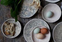ceramics / Beautiful ceramic finds