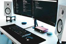 Workstation/battlestation