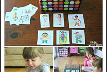Get Ready for Kindergarten! / Some wonderful resources and ideas to get your children ready for kindergarten.