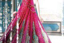 Saris etc