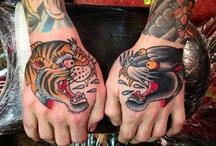 Tattoos / What I like