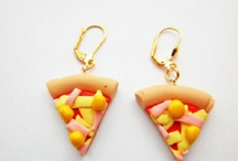 Food Jewellery Direct / Welcome to my little paradise of yummy delicious-looking food creations. Find more of my handcrafted work at http://www.foodjewellerydirect.co.uk