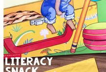 Literacy Snacks