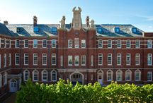 Magdalen Chapter / This boutique hotel, housed in a Victorian former hospital is right in the middle of Exeter, Devon