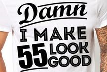 55 birthday