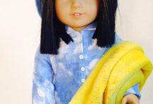 Little Lady Apparel - American Girl Doll Sleepwear!